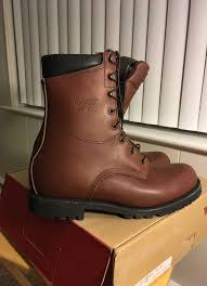 boots size 12 bnib wing 1229 work boots size 12 clothing shoes in