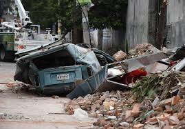 Mexico Toll Road Map by At Least 32 Die In Violent Mexico Quake The Boston Globe