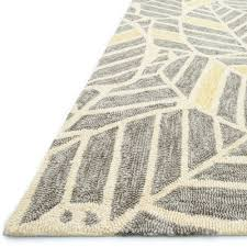 Rugs For Outdoors Shop Tropez Foliage Gray Gold Outdoor Rug 9ft 3in X 13ft