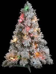 flocked christmas trees 2014 flocked new year trees