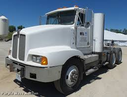 kenworth w model for sale 1990 kenworth t400 semi truck item db5757 sold july 13