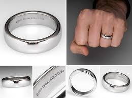 mens wedding rings radio bands mens wedding bands mens