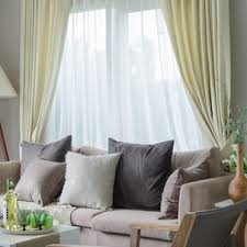 how to clean curtains and drapes merry maids