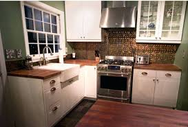 aluminum kitchen backsplash metal backsplash sheets image of aluminum kitchen embossed metal