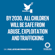goal 16 peace justice and strong institutions the global goals