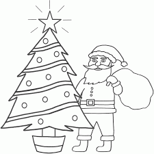 download coloring pages santa coloring santa u0027s sack coloring