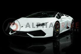 Lamborghini Huracan Front - hire the lamborghini huracan spyder alphadrive supercar hire