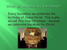 the history of every december we celebrate the birthday