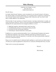 Job Desk Safety Officer General Contractor Job Description Resume Free Resume Example