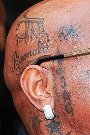 hip hops worst tattoos with birdman gucci mane u0026 soulja boy