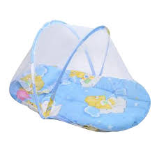 Crib Mattress Cushion Ouneed New Baby Bed Mosquito Cushion Portable Folding Crib