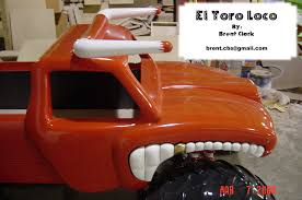 el toro loco monster truck videos el toro loco monster truck bed all wood
