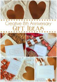 8th anniversary gift ideas for 8th anniversary gift ideas and scavenger hunt