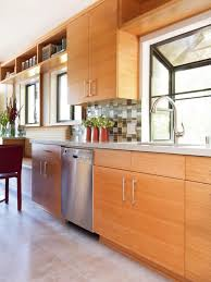 warm modern kitchen modern kitchen redesign shirry dolgin hgtv