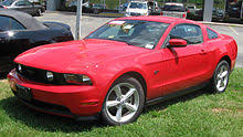 fifth generation mustang ford mustang