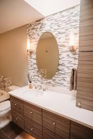 mosaic accent wall bathroom bathroom trends 2017 2018