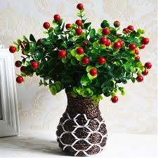 artificial plants aliexpress buy green artificial plants floral plastic
