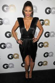paula patton at gq men of the year awards party in los angeles