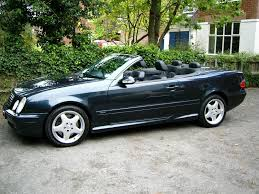 2000 mercedes coupe immaculate 2000 mercedes 430 clk amg convertible glorious v8 power