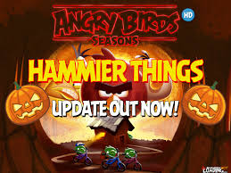dragon city halloween island 2014 angry birds seasons hammier things halloween update out now