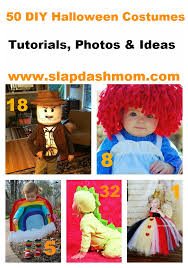 18 Month Boy Halloween Costumes 50 Easy Diy Halloween Costumes Kids Costume Tutorial