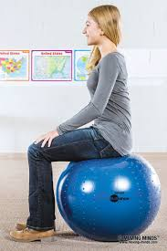 ballance stability ball chairs moving minds