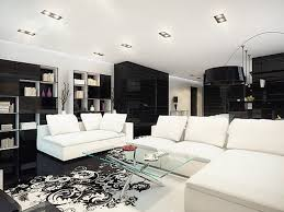 tende per sala da pranzo tende per soggiorno shabby nero bianco interni salotto bianco e
