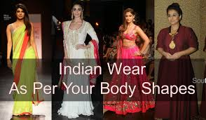 how to dress as per your body shapes indian wear g3fashion com