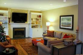 Living Room With Sectional And Chairs Layout Living Room Decoration - Ideas for family room layout