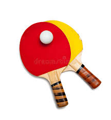 sporting goods ping pong table ping pong or table tennis equipment stock image image of table