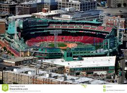 Fenway Park Seating Map Right Field Line Fenway Park Boston Ma Editorial Photography