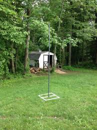 diy pvc antenna mast easy portable u0026 cheap the