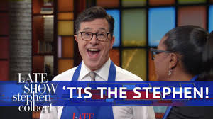 the late show with stephen colbert the late show presents