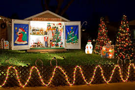 Outdoor Christmas Decorations Themes by Download Christmas Yard Decoration Ideas Design Ultra Com