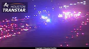 Houston Transtar Traffic Map Deputy Suffers Medical Emergency Crashes On I 45 North Khou Com