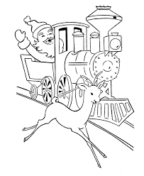 bluebonkers santa claus coloring pages 11
