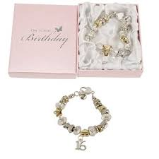 birthday charm bracelet cheap 16th birthday charm bracelet find 16th birthday charm