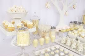 Christmas Dessert Table Decoration Ideas by