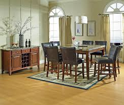 Countertop Dining Room Sets Buy Montibello Counter Height Dining Room Set By Steve Silver From