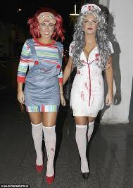 Halloween Costumes Chucky 51 Halloween Images Halloween Ideas Nurses