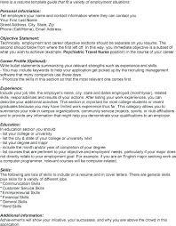 mental health nursing resume download psychiatric nurse cover