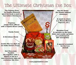 christmas eve box for the witts u2026 pinteres u2026