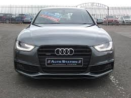 audi a4 2 0 tdi 177 quattro black edition 4dr grey 2013 in