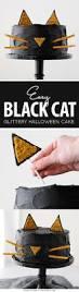 halloween cake cases black cat cake