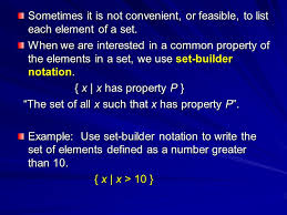 chapter 7 sets and probability section 7 1 sets what is a set a