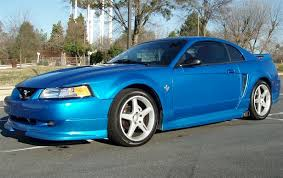 1999 mustang paint colors