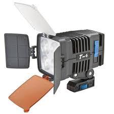 sony hvl le1 handycam camcorder light f v lighting t 4 led video light sony 118110060101
