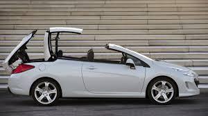 peugeot 206 convertible peugeot 206 descapotable 2014 youtube