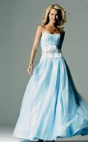white and ice blue wedding dress naf dresses