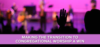 thanksgiving worship resources making the transition to congregational worship a win